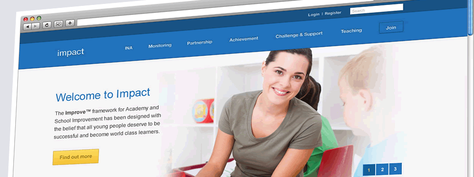 Academies Enterprise Trust | Web Design Sheffield